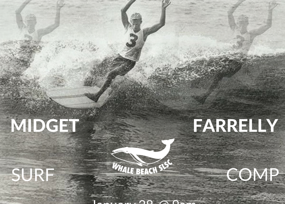 Midget Farrelly Surf Comp Jan 28th – Entries Open