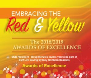 2018/2019 SLSSNB Awards of Excellence