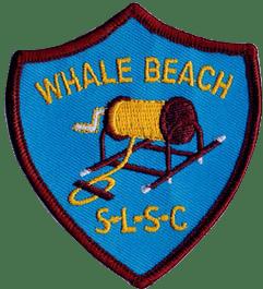 Whale Beach SLSC Badge