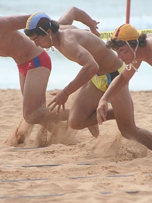 Carnival competition - Beach Sprint