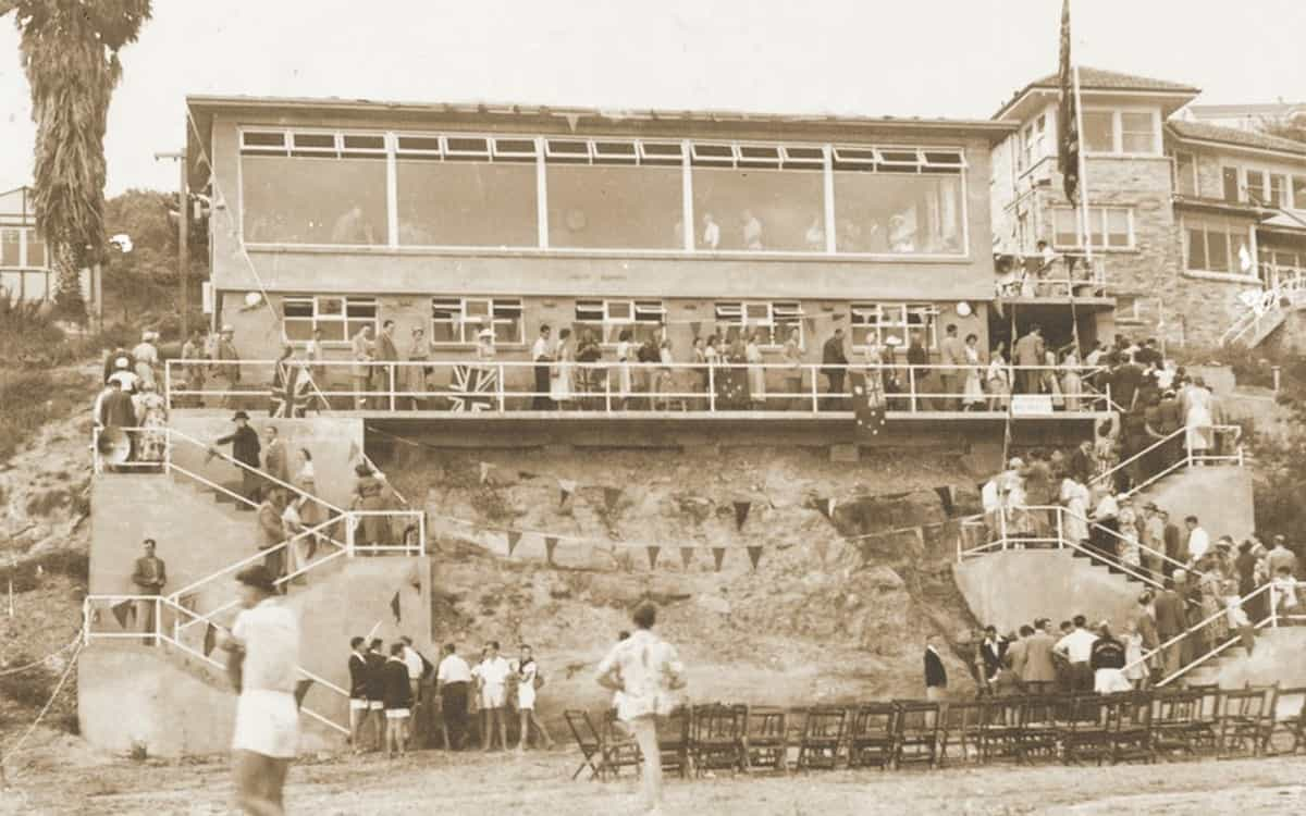 Whale Beach SLSC grand opening